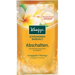 "Kneipp - Bath salts - Foaming Bath Salts ""Abschalten"" Switch-off"