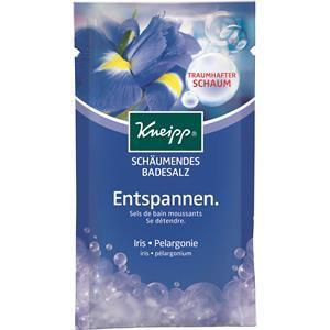 Kneipp - Badekristalle & Badesalze - Schäumendes Badesalz Entspannen