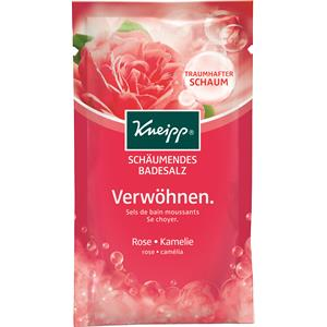 "Kneipp - Bath salts - Foaming Bath Salts ""Verwöhnen"" Pampering"