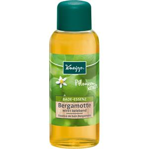 "Kneipp - Bath oils - Bath Essence ""Pflanzenkraft Bergamotte"" Bergamot plant power"