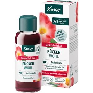 Kneipp Badezusatz Badeöle Gesundheitsbad Rücken Wohl 20 ml