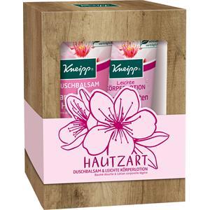 Kneipp - Duschpflege - Geschenkset Hautzart