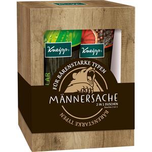 """Kneipp - Duschpflege - Coffret cadeau """"Männersache"""" Une affaire d'hommes"""