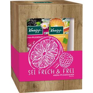 "Kneipp - Duschpflege - Gift Set ""Sei Frech & Frei"" Be cheeky and free"