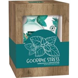 Kneipp - Duschpflege - Goodbye Stress Geschenkset