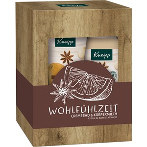 Kneipp - Foam & cream baths - Gift Set
