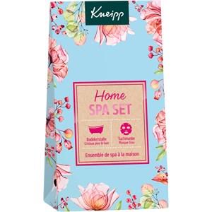 Kneipp - Gesichtspflege - Geschenkset Home Spa Set