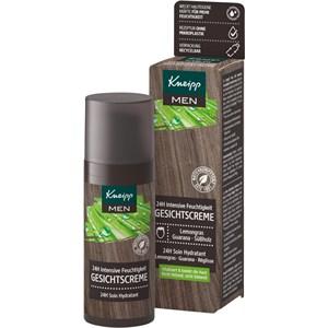 Kneipp - Gesichtspflege - Men 24H Intensive Feuchtigkeit Gesichtscreme