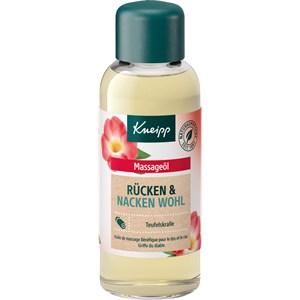 Kneipp - Aceites de masaje y para la piel - Aceite de masaje «Espalda relajada»