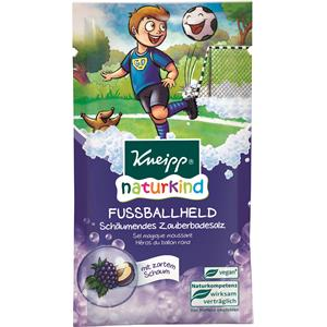"Kneipp - Children baths - Naturkind Foaming Magic Bath Salt ""Fussballheld"" Football hero"