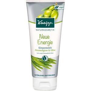 Kneipp - Körperpflege - Neue Energie Körpermilch Zitronengras & Olive