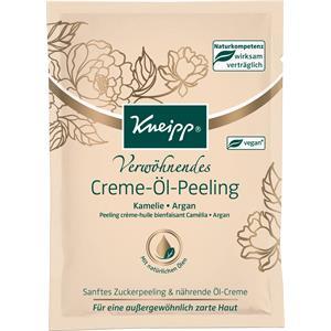 Kneipp - Körperpflege - Verwöhnendes Creme-Öl-Peeling