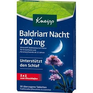 Kneipp - Nahrungsergänzung - Baldrian Nacht 700 mg