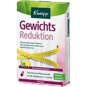 Kneipp - Nahrungsergänzung - Gewichts-Reduktion