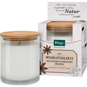 Kneipp - Raumdüfte - Duftkerze No. 5 Wohlfühlzeit