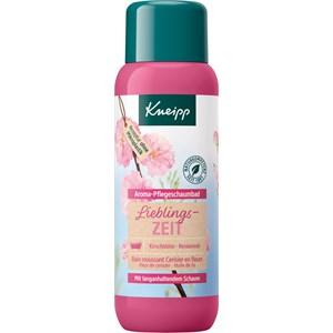 "Kneipp - Foam & cream baths - Aroma Care Bubble Bath ""Lieblingszeit"" Favourite time"