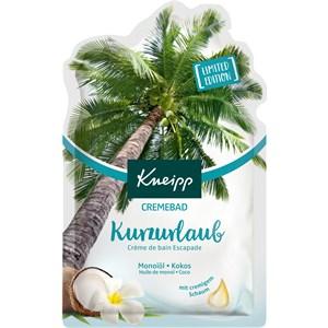 Kneipp - Foam & cream baths -