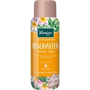 "Kneipp - Foam & cream baths - Limited Edition Aroma Care Bubble Bath ""Abschalten"" Switch off."