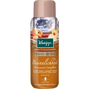 "Kneipp - Foam & cream baths - Winter Edition Aroma Care Bubble Bath ""Besinnlichkeit"" Contemplation"