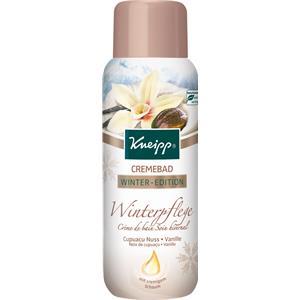 "Kneipp - Foam & cream baths - Winter Edition Cream Bath ""Winterpflege"" Winter care"