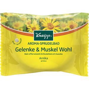 """Kneipp - Skumbad - Aroma-skumbad """"Gelenke & Muskel Wohl"""" Velbehag til led og muskler"""