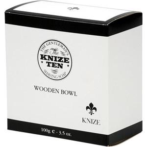 Knize - Ten - Shaving Soap in Woodbowl