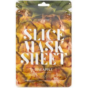 Kocostar - Masken - Pineapple Slice Mask Sheet