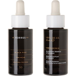 Korres - Anti-Aging - Black Pin 3D Sculpting Firming & Lifting Serum