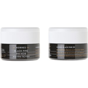 Korres - Anti-Aging - Black Pine 3D Sculpting Firming & Lifting Day Cream