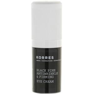 Korres - Anti-Aging - Black Pine Antiwrinkle & Firming Eye Cream