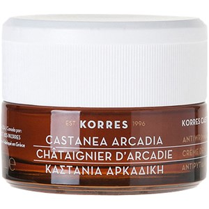 Korres - Anti-Aging - Castanea Arcadia  Antiwrinkle & Firming Day Cream