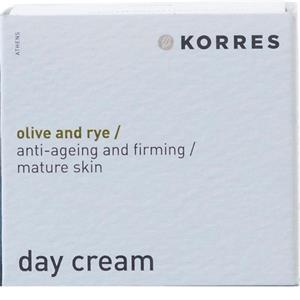 Korres - Anti-Aging - Olive and Rye Day Cream