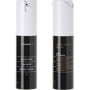 Korres - Augenpflege - Black Pine 3D Eye Cream