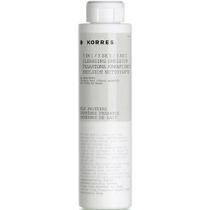 Korres - Cleansing Daily - Milk Proteins 3 in 1 Cleansing Emulsion