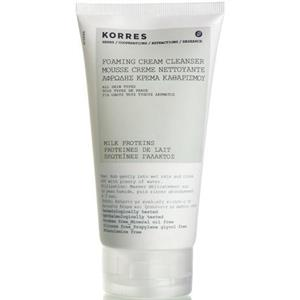 Korres - Cleansing Daily - Milk Proteins Foaming Cream Cleanser