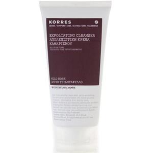 korres-gesichtspflege-cleansing-daily-wild-rose-exfoliating-cleanser-150-ml