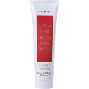 Korres - Cleansing Daily - Wild Rose Exfoliating Cleanser