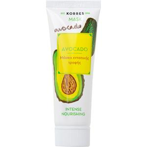 Korres - Cleansing Weekly - Avocado Intense Nourishing Mask