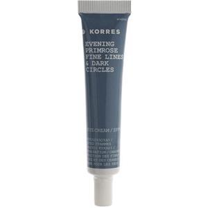 Korres - Cleansing Weekly - Evening Primrose Fine Lines & Dark Circles Eye Cream