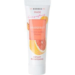 Korres - Cleansing Weekly - Grapefruit Instant Brightening Mask