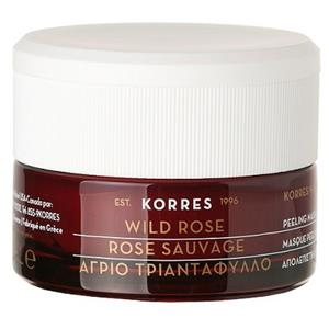 Korres - Cleansing Weekly - Wild Rose Aha Maske