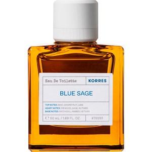 Korres - Collection - Blue Sage Eau de Toilette Spray