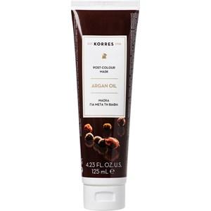 Korres - Hair care - Argan Oil Post-Colour Mask