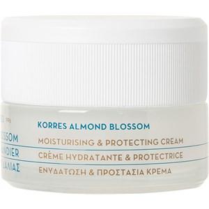 Korres - Hydration - Almond Blossom Moisturising & Protecting Cream