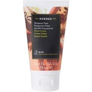 Korres - Körperpflege - Bergamot Pear Hand Cream