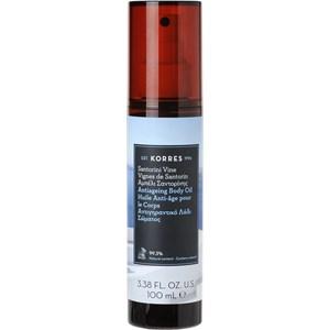 Korres - Körperpflege - Santorini Vine Body Oil