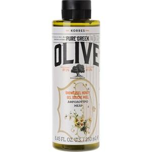 Korres - Körperpflege - Shower Gel Honey