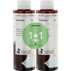 Korres - Körperpflege - Shower Gel Set - Fig