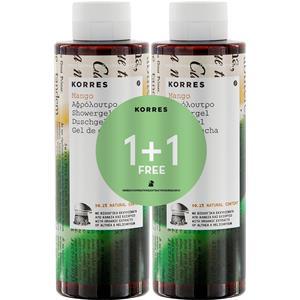Korres - Körperpflege - Shower Gel Set - Mango