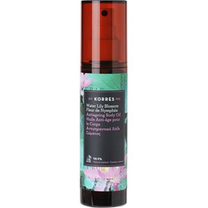 Korres - Körperpflege - Water Lily Body Oil